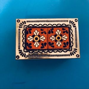 Jewelry box from Mexico